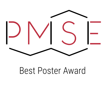 PMSE Best Poster Award