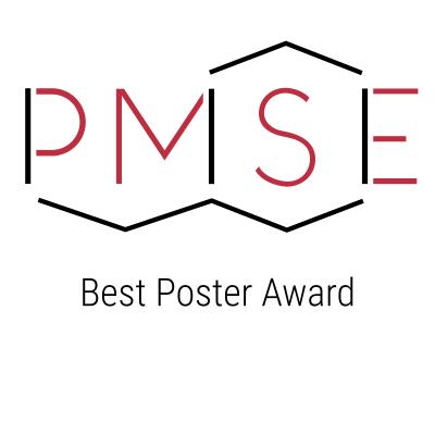PMSE Best Poster Award