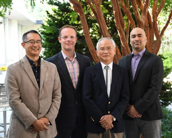 PMSE Members Receive ACS Award for Team Innovation