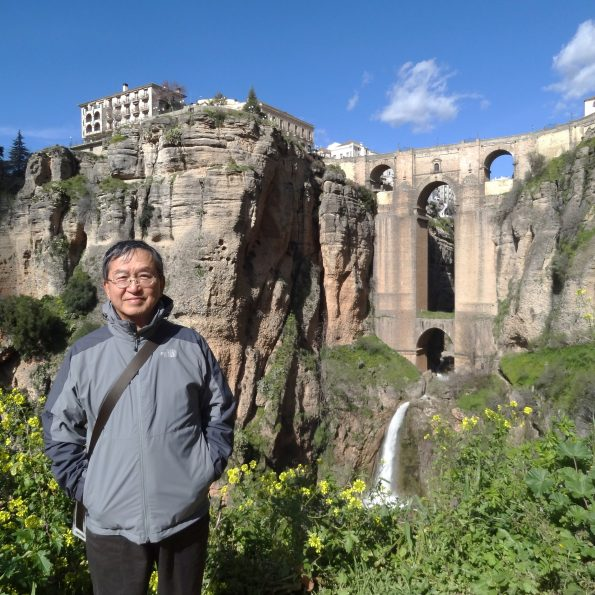2020 Distinguished Service Award Winner: David Chung